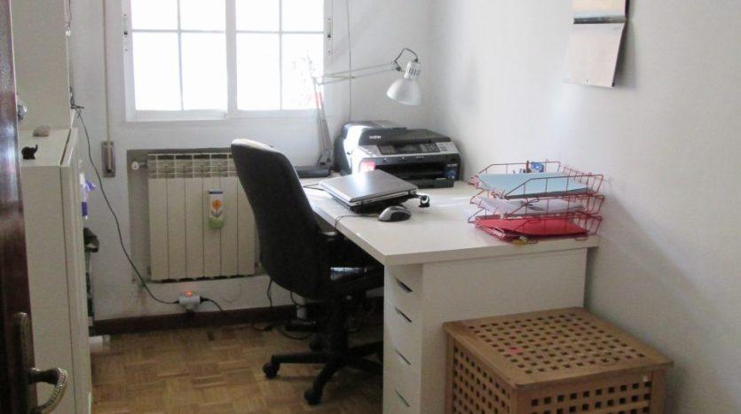 venta de piso en madrid habitación casa