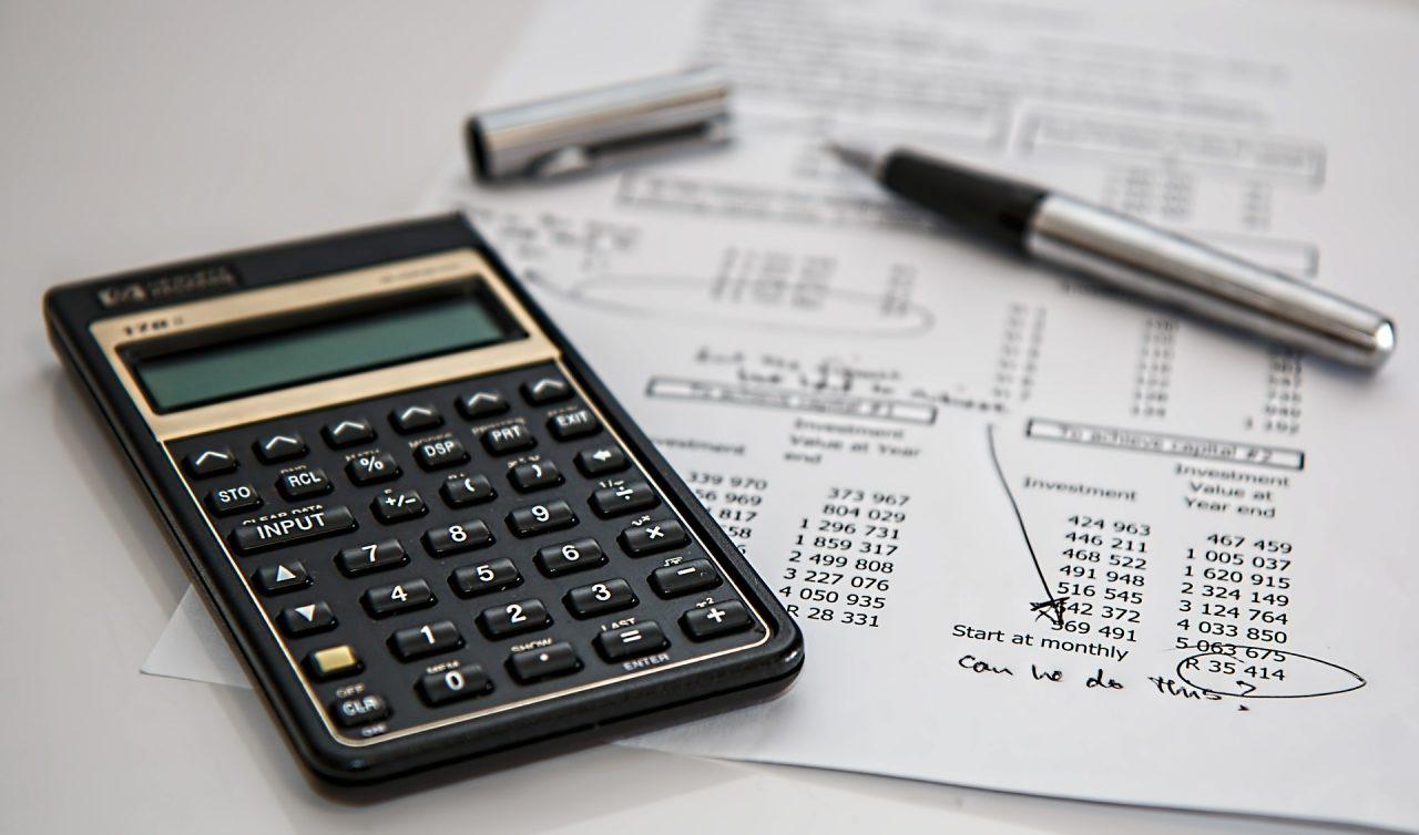 calcular gastos compra